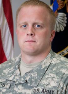 Specialist Jonathan Curtis died in a bomb blast Monday.