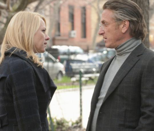 "Naomi Watts as Valerie Plame and Sean Penn as Joe Wilson in ""Fair Game.''"