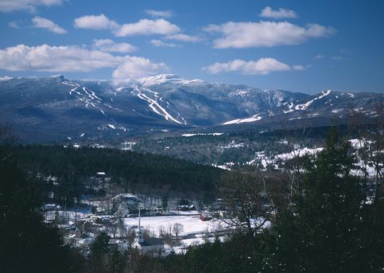 Stowe, Vt., is a Green Mountain playground of all winter sports, and has Spruce Peak Arts Center opening next month.