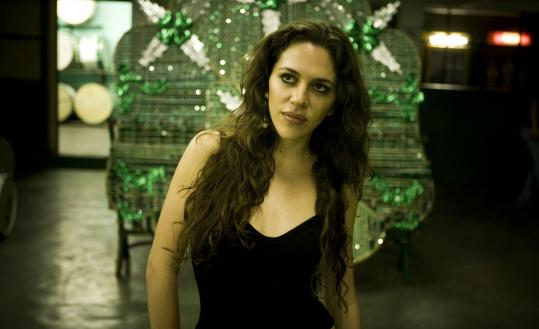 "Luísa Maita's debut album, ""Lero-Lero,'' has found an international audience, topping the iTunes Latin chart and Amazon's Latin bestseller chart."
