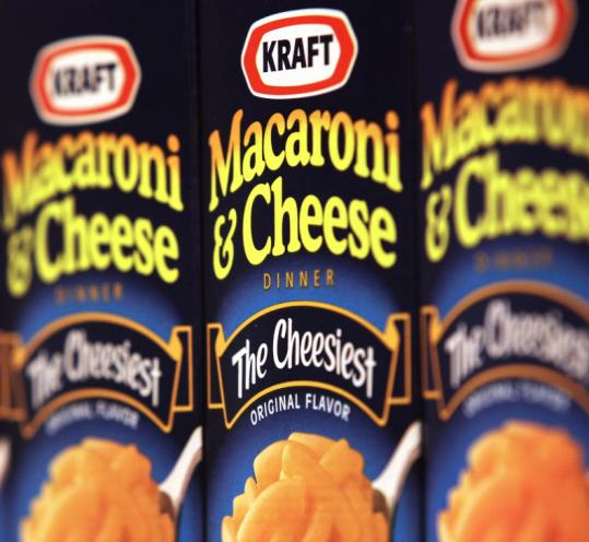The maker of the macaroni and cheese product said it earned $754 million in the quarter. Kraft said its investment in key brands paid off as products such as Ritz and Capri Sun sold well.