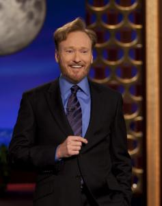 For his new show, Conan O'Brien stuck with a familiar format.