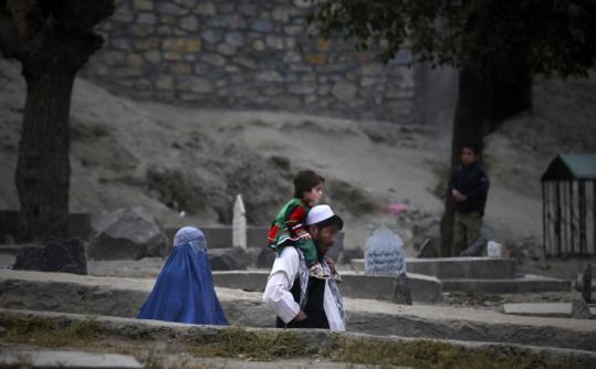 Analysts believe that the toll of war has left some Afghans willing to sacrifice some freedoms for the sake of peace.