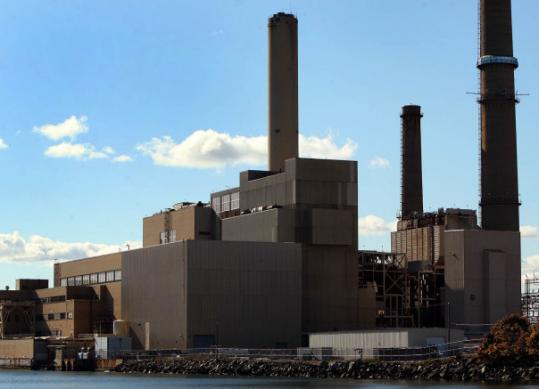 Salem Harbor Power Station has been scrutinized because of environmental and safety concerns.