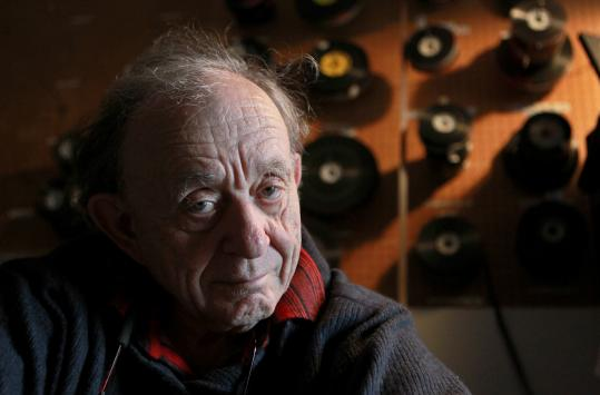 'It's a report on how I look at the world,' Frederick Wiseman says of his filmmaking. 'It's not a judgment in the moral sense, but all my films have a point of view.'