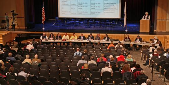 The low attendance at Bridgewater's final Town Meeting underscored why communities are adopting more modern governing structures.