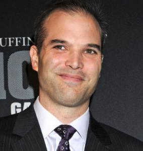 Journalist-author Matt Taibbi