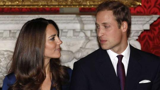 Prince William and Kate Middleton, a couple for much of the past decade, have not set a date, but may wed next spring.