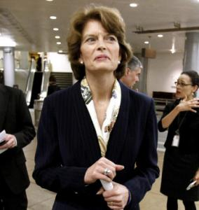 Senator Lisa Murkowski of Alaska lost the Republican primary in August.