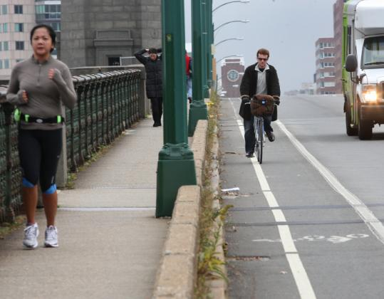 A Longfellow Bridge task force worked over the summer and fall and came up with ideas that would make the span more friendly to thousands who cross on foot or bikes.