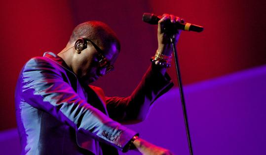 Kanye West (performing in Abu Dhabi, United Arab Emirates, earlier this month) pushes hip-hop's boundaries on his new CD.