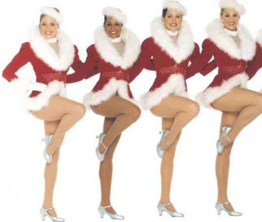 "The Radio City Rockettes return for a ""Christmas Spectacular'' after a four-year absence."
