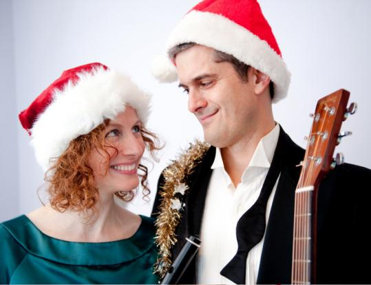 "Shannon and Matt Heaton will host their annual ""Fine Winter's Night'' at Club Passim."