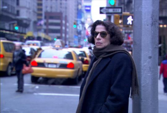 Writer, raconteur, and documentary subject Fran Lebowitz in her element, New York.