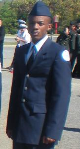 Delvonte Tisdale was often seen in dress uniform or wearing ROTC sweatshirts. In a paper for a class, he wrote that he wanted to be &#8220;a high-ranking Marine officer.&#8217;&#8217; The teenager spent up to 12 hours a week taking classes on the history of the Air Force and the science of flight and participating in ROTC activities, such as marching and volunteer work.