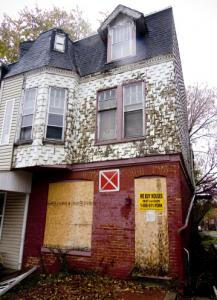 Five siblings were reportedly living in squalor and secrecy in this house in York, Pa.