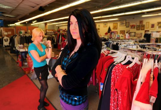 The Castro Goodwill in San Francisco may be the nation's first store designed as a jobs program for transgender workers.