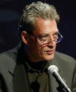 Paul Auster's latest novel is named for a neighborhood in New York City.