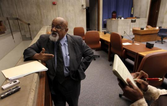 Councilor Chuck Turner says he thinks there are enough votes on the council to expel him, but he maintains his innocence.