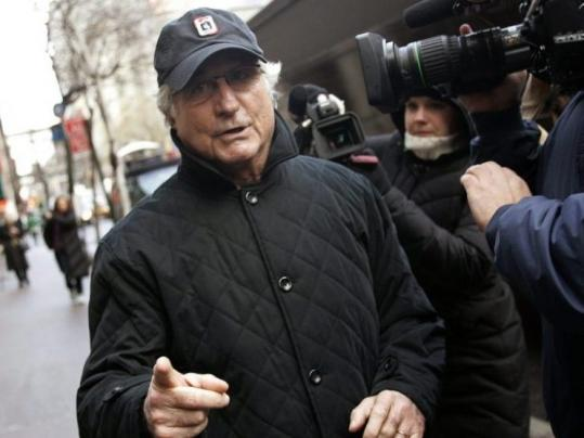Bernard Madoff, 72, is serving 150 years in prison for orchestrating the fraud that destroyed his firm.