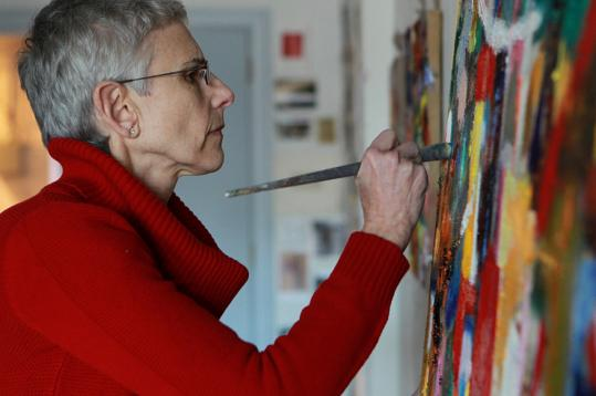 Jo Ann Rothschild, the first recipient of the Maud Morgan Prize, is among those upset the MFA has placed the $5,000 award on hiatus.