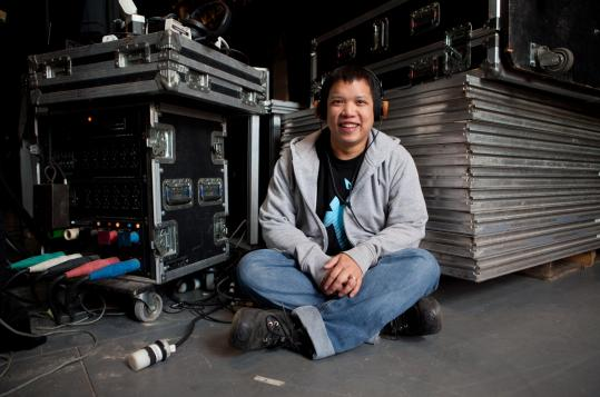 """Space Cadet,'' says DJ and multimedia artist Kid Koala, ""dwells on themes such as isolation and interconnectivity. This is a story for our time.''"