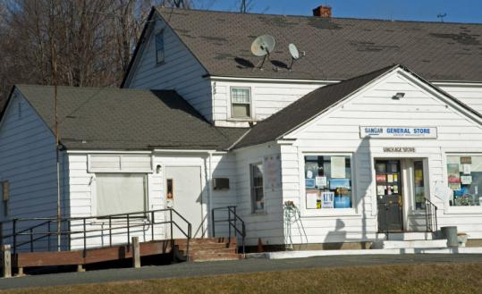 The Post Office in Windsor, in business for 113 years, was located most recently inside this general store.