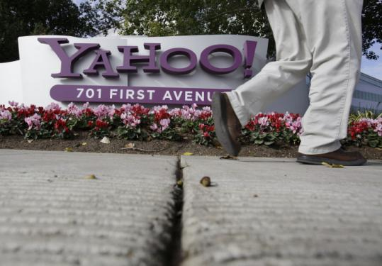 Yahoo's problems stem mostly from its inability to keep pace with more innovative rivals such as Facebook and Twitter.