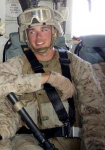 Lance Corporal Michael Geary of Derry, N.H., who was killed during combat operations in Helmand Province, Afghanistan, Dec. 8, had wanted to be a Marine since he was 14 years old, has father says. He joined the Corps when he was 18.