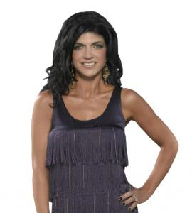 Teresa Giudice of 'Real Housewives': a vessel for others' fascination and contempt.