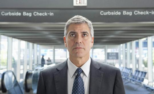 "George Clooney in ""Up in the Air.'"