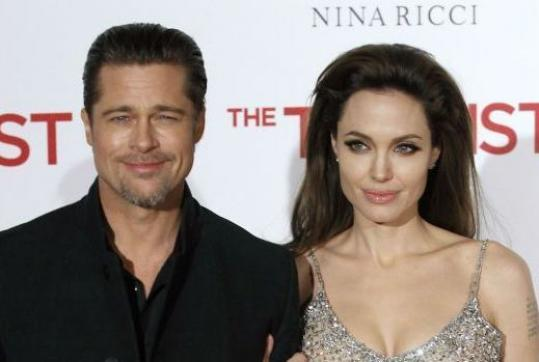 Brad Pitt and Angelina Jolie gave more than $6.4 million in 2008, with an overhead of only 4.5 percent.