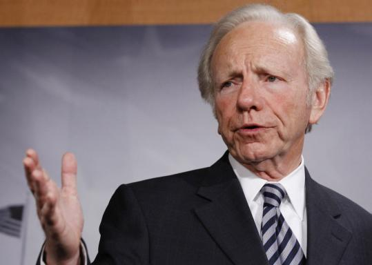 Senator Joe Lieberman said he has been heartened by the kind words he received.