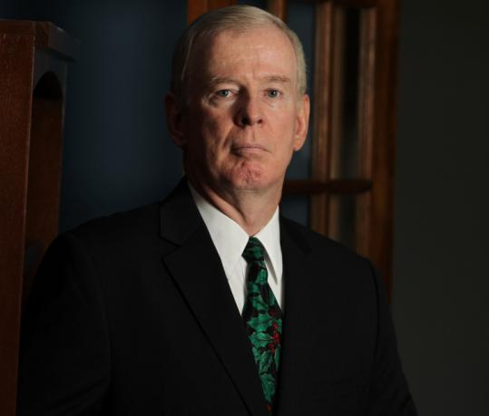 Now retired, Stephen Doherty was Wakefield's police chief when Michael McDermott gunned down seven people.