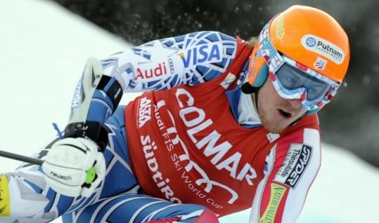 Fast out of the gate, Ted Ligety already has piled up three GS victories.