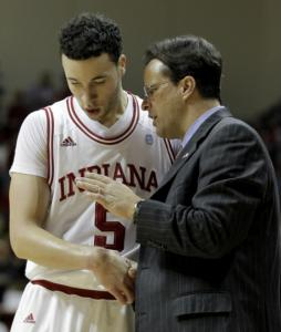Indiana fans expect big things from coach Tom Crean and guard Jeremiah Rivers.