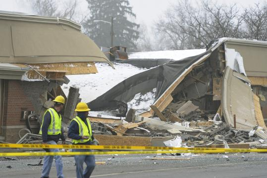 Furniture Store Owner Survives Explosion That Kills 2
