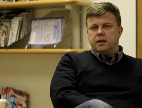 President of the Massachussetts Teachers Association Paul Toner has angered some union members.