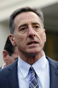 Vermont Governor-elect Peter Shumlin