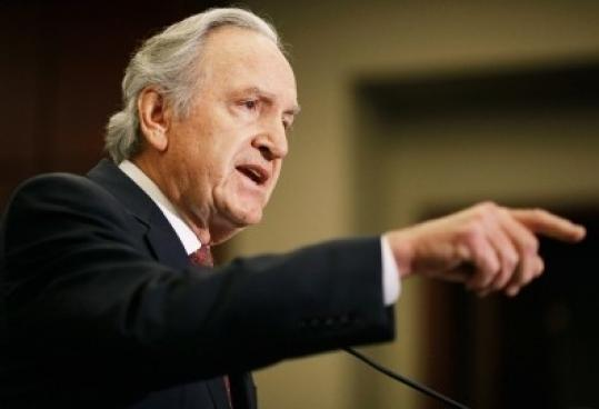 Tom Harkin is trying to make the Senate more like the House.