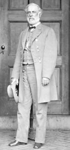 Robert E. Lee, son of a Revolutionary War hero, was lionized by the South during the Civil War and deified after it.