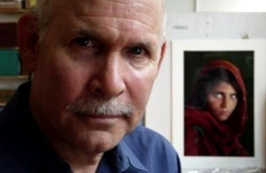 """Photographer Steve McCurry is among the talking heads in """"Views on Vermeer.''"""