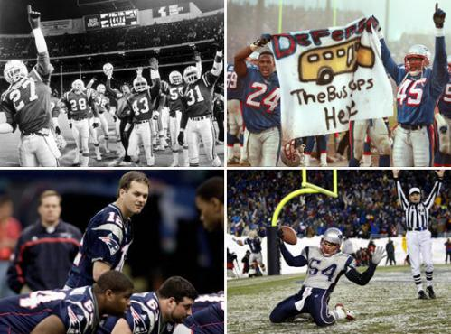 Over the past season, the Patriots have captured the heart of New England while taking the NFL by storm, finishing the regular season 14-2. The 2010 cast of characters that Bill Belichick put together is a magical mix of veterans, castaways, and rookies who have all played critical roles in getting this team on a roll. But is this your favorite Patriots team of all time? We take a look at 10 of the most beloved Patriots teams going back to 1974, some that almost went all the way, and others that broke through to capture Super Bowl trophies. After the walk down memory lane, you get to pick your most beloved Patriots team.