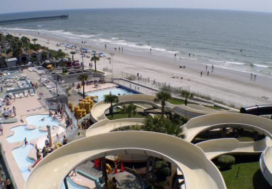 Family Kingdom is Myrtle Beach&#8217;s only seaside amusement park and oceanfront water park.