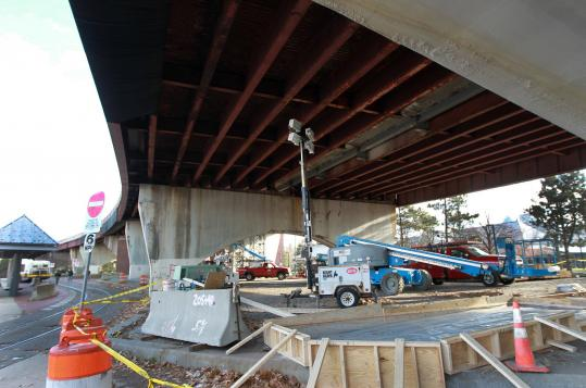 The 57-year-old Casey Overpass — once praised as as a marvel of the modern age — is literally beyond repair, and transportation officials intend to tear it down. The jarring roadway always seems to be under construction.