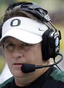 Chip Kelly's offense hasn't let up this season at Oregon.