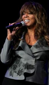 "Donna Summer performing during the ""Hitman Returns: David Foster & Friends'' concert in California."