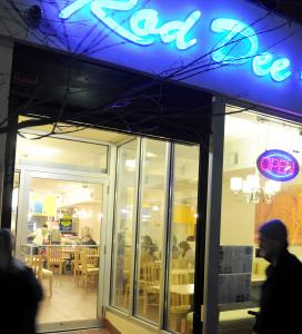 The newest Rod Dee restaurant recently opened in Cambridge's Porter Square.