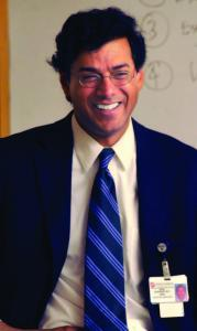 Dr. Atul Gawande likes to get books in multiple forms: hardcover, digital, and audio.