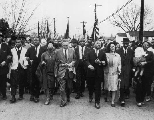 In 1965, Jonathan Daniels was a seminary student when he answered Martin Luther King Jr.'s call to go south and march, becoming a civil rights activist. Daniels was shot and killed protecting Ruby Sales, then 16, from a gunman at an Alabama store.